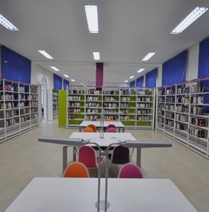 المكتبة الوسائطية بطنجة