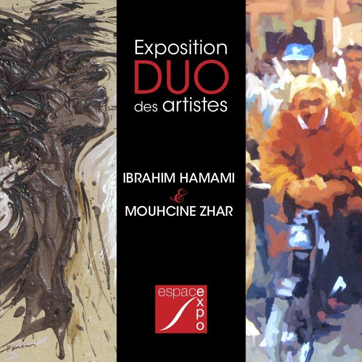IbrahIm HamamI & Mouhcine Zhar