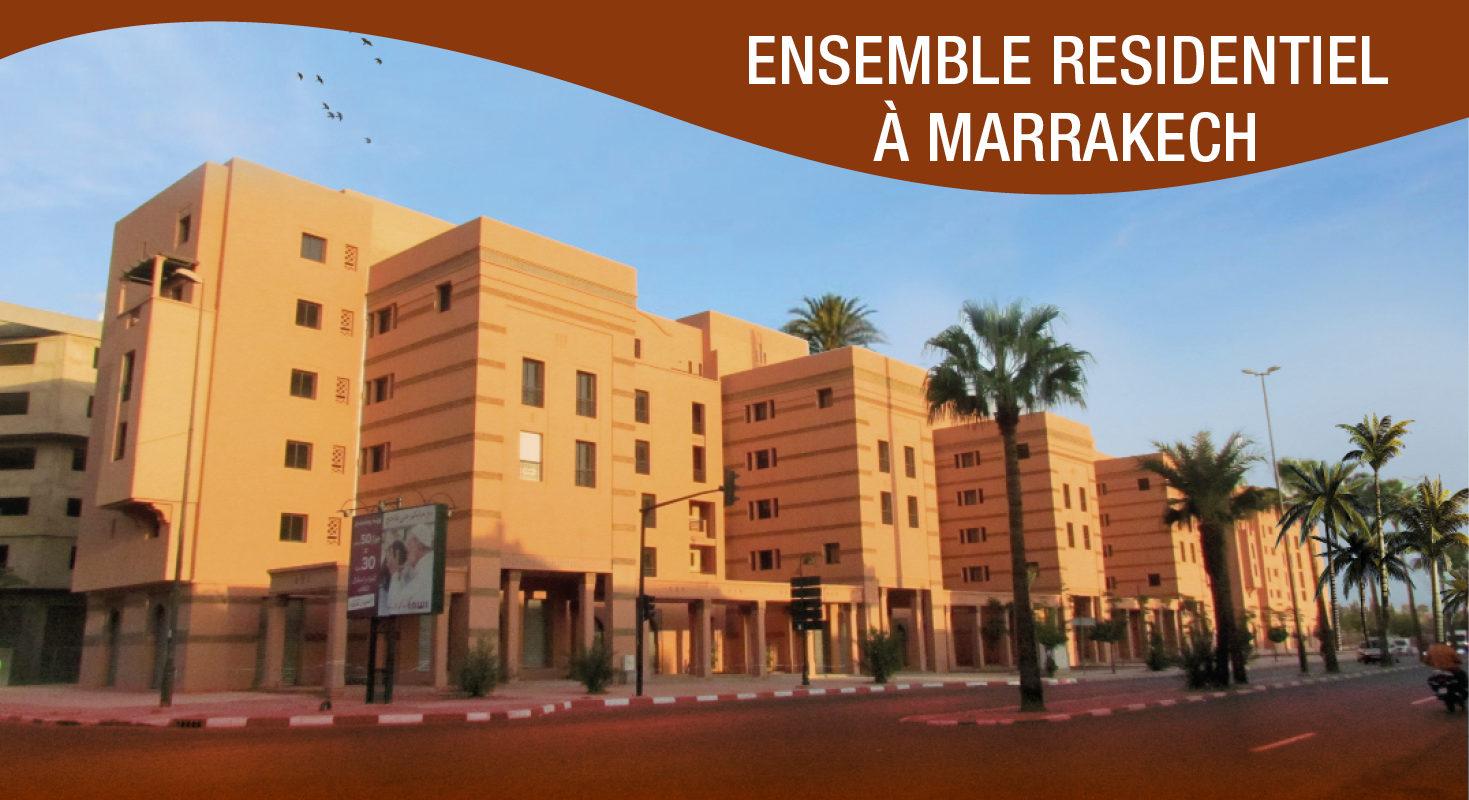 Projet immobilier de la Fondation à Marrakech : Résultats finaux