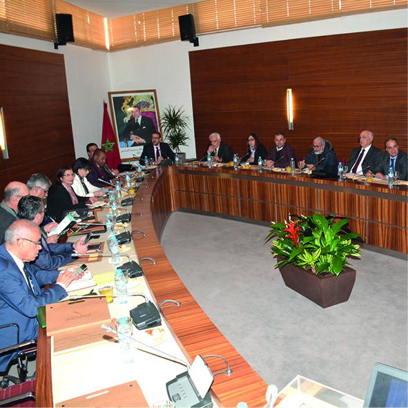 Réunion du Comité Directeur de la Fondation