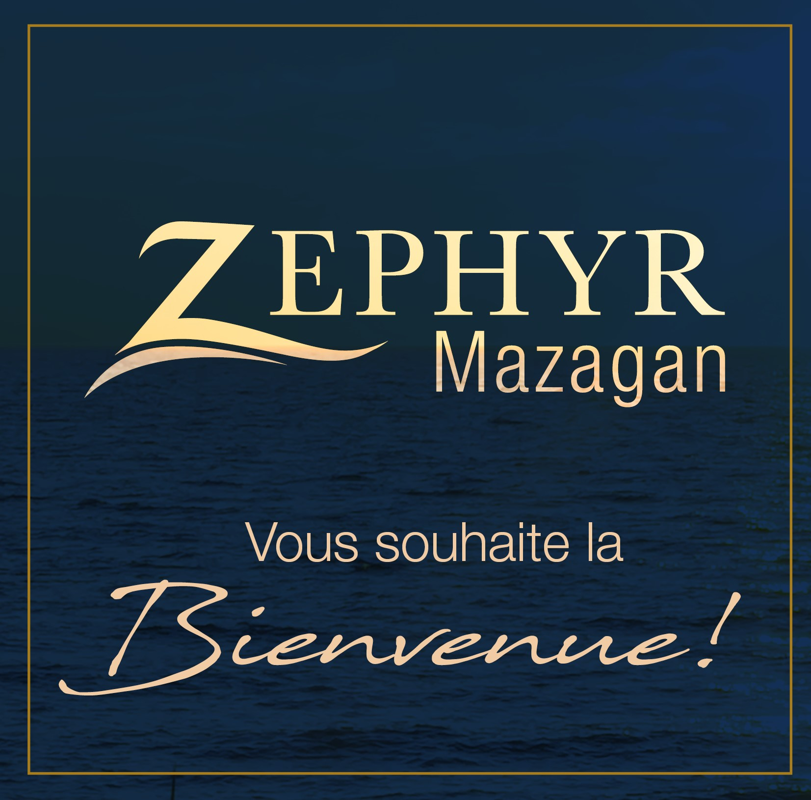 Inauguration officielle du Zéphyr Mazagan